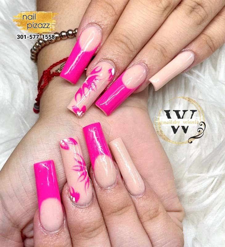 Nails Pizazz | Nail salon 20706 | Near me Lanham, Maryland 20706
